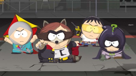 South Park The Fractured But Whole se deja ver en el E3 2016
