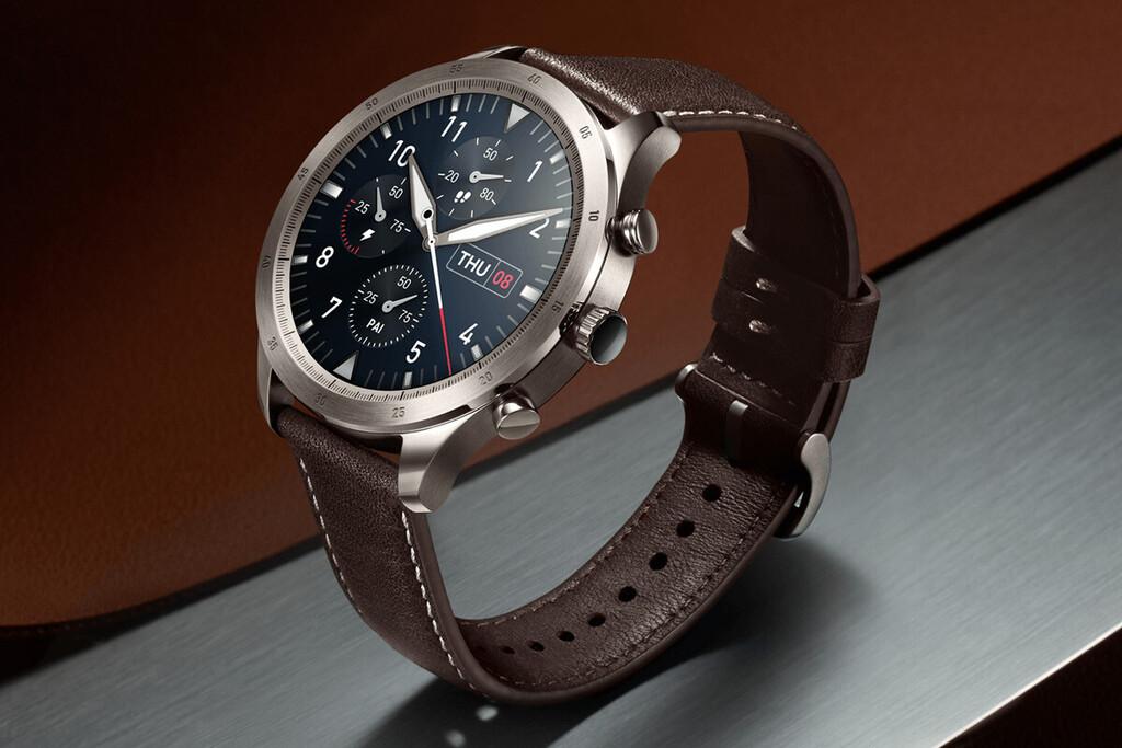 Zepp Z: titano, GPS y Alexa para el nuevo smartwatch premium de Zepp