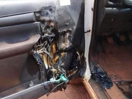 ¿Es peligroso guardar gel desinfectante de manos en el coche? Todo lo que sabemos sobre las fotos virales de coches y explosiones