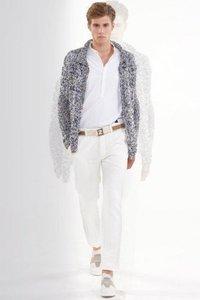 Lookbook de Fendi para esta primavera-verano 2012: elegancia, frescura y sofisticación
