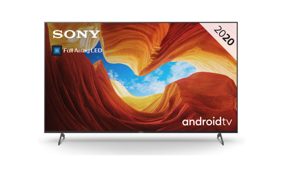 "TV LED 139,7 cm (55"") Sony KD-55XH9096 Full Array Android TV 4K HDR X1 y 4K X-Reality PRO"