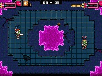 Blaster Master Zero acoge en Nintendo Switch un nuevo modo multijugador de uno contra uno