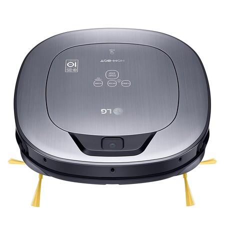 El robot aspirador LG VR65710LVMP Hombot Turbo Serie 10 está rebajado a 312,45 euros con envío gratis en Amazon