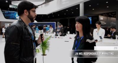 """""""En dos años las marcas chinas van a estar muy bien asentadas en Europa"""", entrevista a Jia Wei de ZTE"""