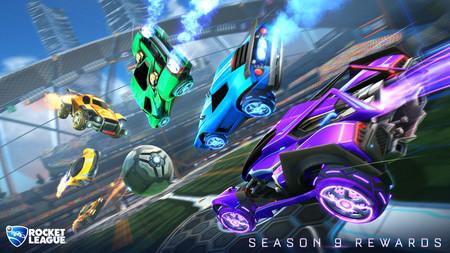 Rocket League - Temporada 9