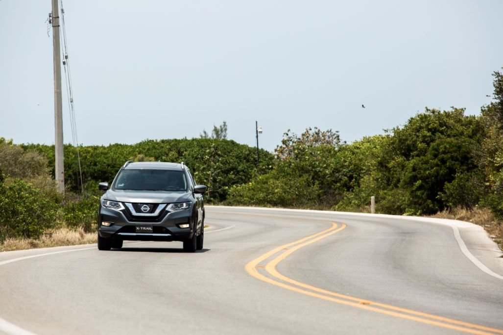 nissan x trail 2018 precios versiones y equipamiento en. Black Bedroom Furniture Sets. Home Design Ideas