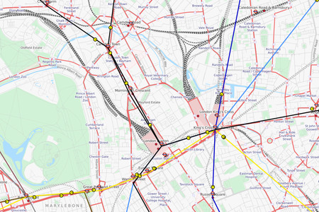 Metro Londres Camden