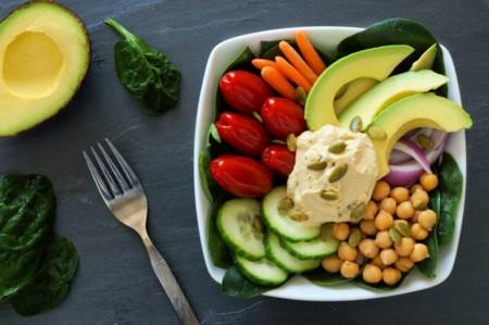 dieta vegana para ganhar massa muscular