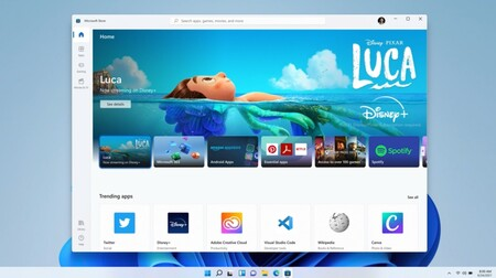 La nueva Tienda de Windows 11 llega con aspecto renovado y una nueva filosofía para agradar a usuarios y desarrolladores