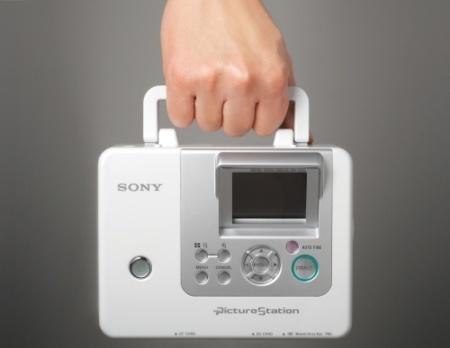 Sony DPP-FP95 y DPP-FP75, impresoras portátiles fotográficas