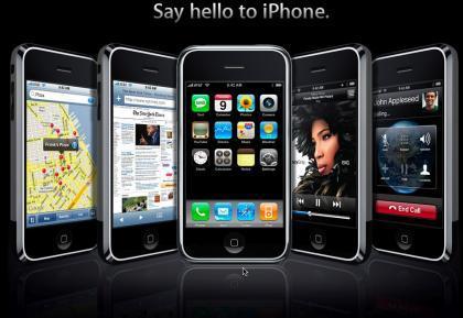 hello to iPhone