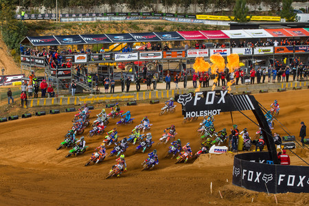 MXGP Portugal 2018: Jeffrey Herlings domina en MXGP y Jorge Prado se acerca al liderato de MX2