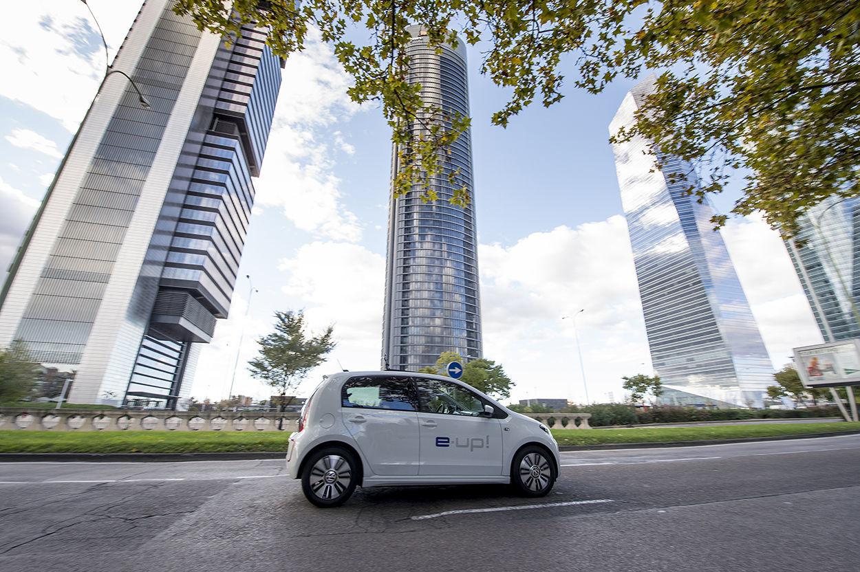 Foto de Volkswagen e-up! (9/26)
