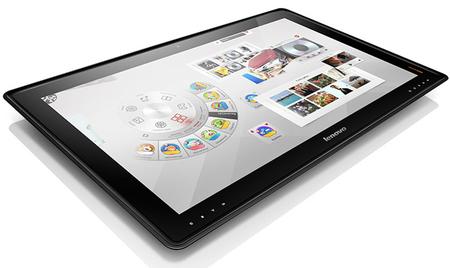 Lenovo IdeaCentre Horizon, un ordenador con cuerpo de tablet