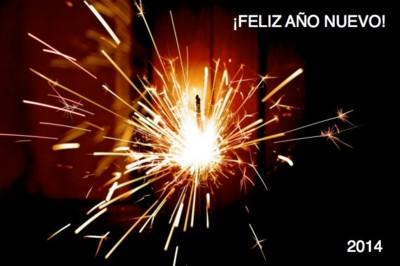 El equipo de Vitónica os desea un feliz y saludable 2014
