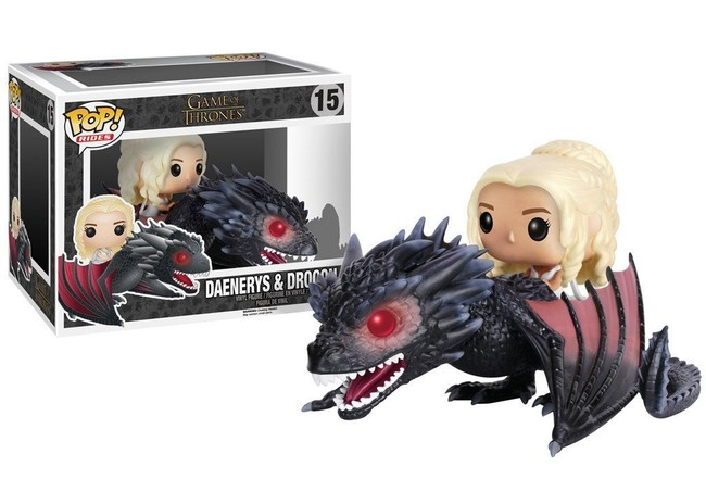 Funko POP Danaerys & Drogon
