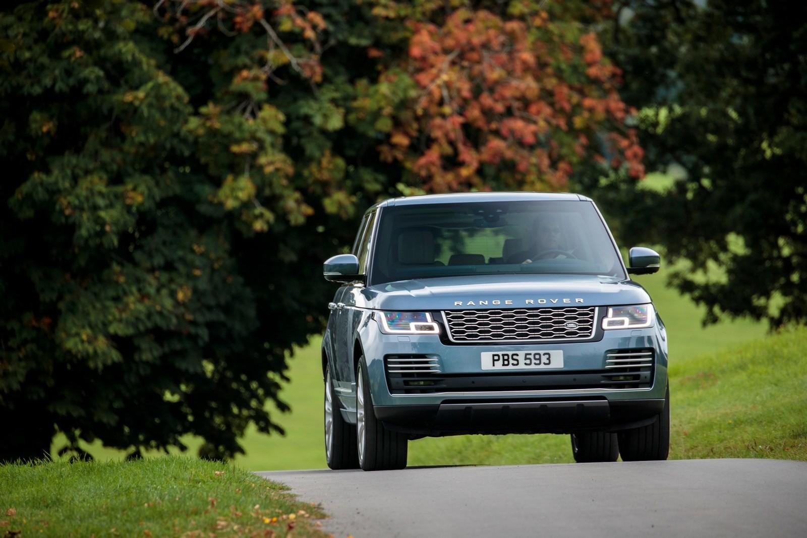 Foto de Land Rover Range Rover 2018 (21/26)