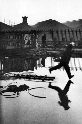 Cartier-Bresson, tras la estación