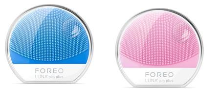 Amazon nos ofrece el Luna  Play Plus de Foreo en varios colores por 35,50 euros con envío gratis