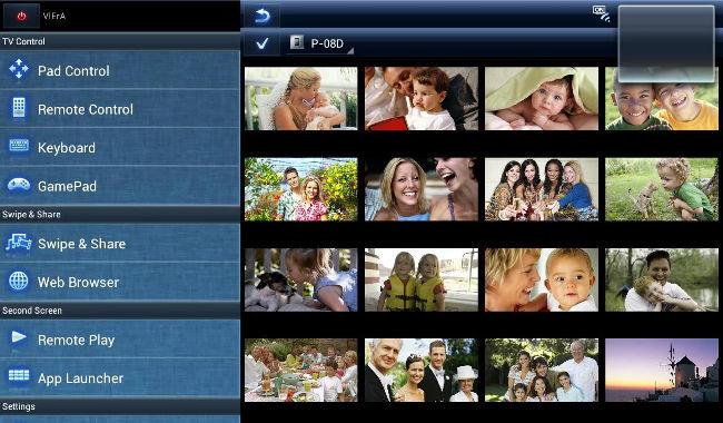Panasonic The Power Is In Your Hands: Remote Control App For Television - Tinoshare.com - blogowebgo.com