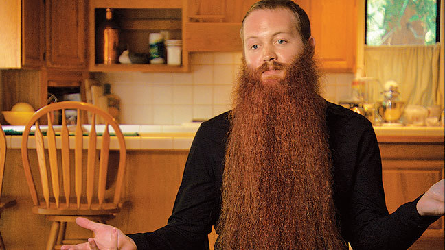Mansome: secuencia de la barba