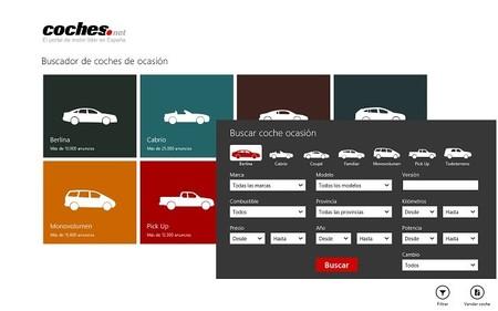 Portada de coches.net
