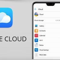 La nube de Huawei ya tiene precio en Europa, así queda contra iCloud y Samsung Cloud