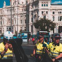Madrid y Barcelona encabezan el mapa de las zonas más peligrosas para circular por las ciudades de España