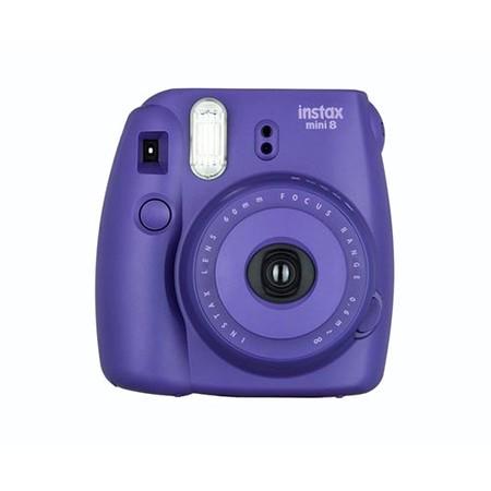 Fujifilm Instax Mini 8, una divertida cámara automática por sólo 66 euros en Amazon