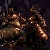 No subestimes el poder de rodar en Dark Souls: una streamer liquida a Ornstein y Smough con este movimiento sin despeinarse