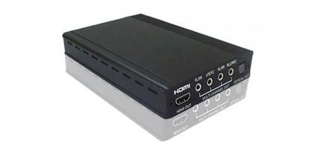 ¿Quieres reproducir en tu equipo música LPCM de alta resolución? Con este DAC multicanal puedes hacerlo