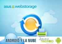 Android en la nube: Asus WebStorage