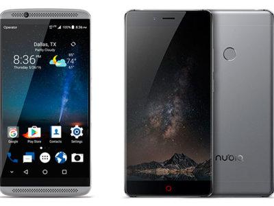 Nubia Z11 y Axon 7, ZTE ya vela armas para triunfar en la gama alta Android en 2016