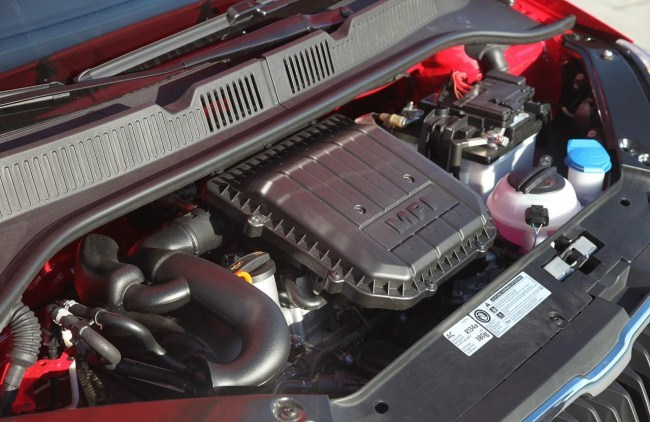Skoda Citigo Motor