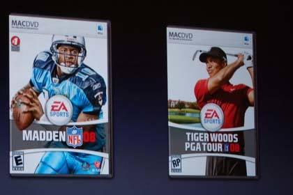 Electronic Arts aumenta su catálogo de juegos para Mac