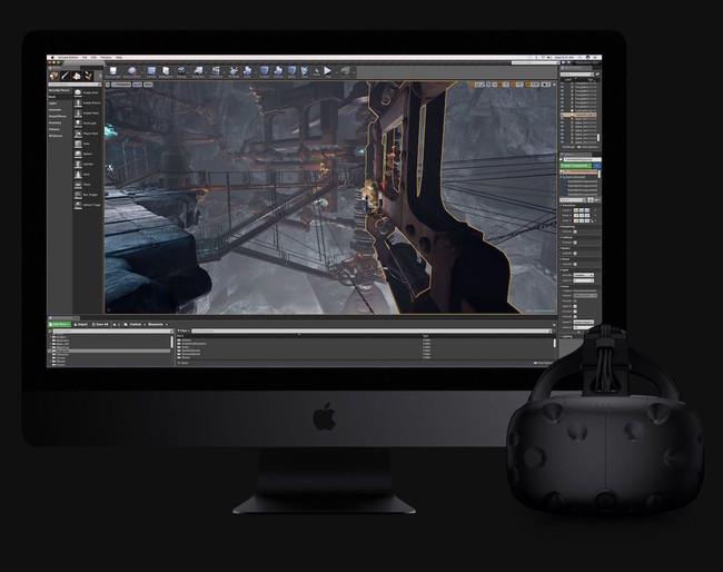 iMac Pro preparado para Realidad Virtual