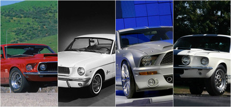¿Listo para suspirar? Aquí van los diez Mustang más emblemáticos de la historia