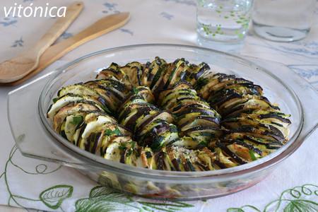 Verduras al horno al estilo provenzal: receta saludable