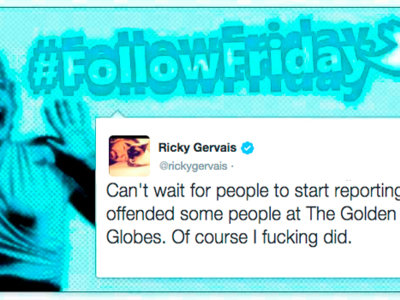 #FollowFriday de Poprosa: en las bambalinas de los Globos de Oro
