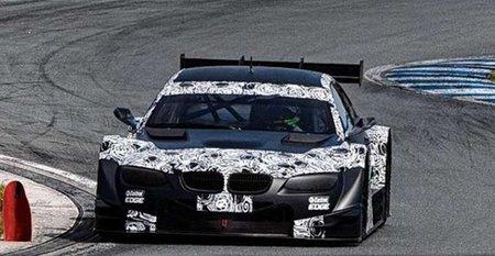 Cazado el BMW M3 del DTM 2012