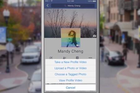 Ahora tu imagen de perfil de Facebook será más real: llega el formato vídeo