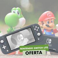 El cupón PTECH5 de eBay también le sienta bien a la Nintendo Switch Lite: te la deja en 185 euros