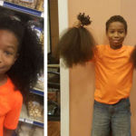 La preciosa historia de un niño de 8 años que dejó crecer su pelo durante 2 años para donarlo a los niños con cáncer
