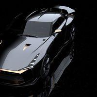 Nissan GT-R50 es un pequeño Godzilla que recibió una dosis de magia italiana, cortesía de Italdesign