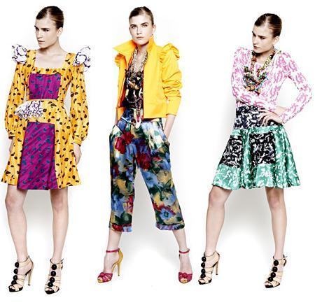 Tendencias Primavera-Verano 2010 en la Semana de la Moda de Londres: las mejores colecciones
