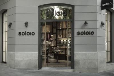 Nueva flagship store de SOLOiO en la calle Serrano elegante y casual al mismo tiempo