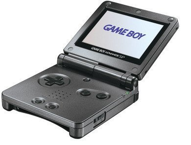 Nueva GameBoy Advance SP