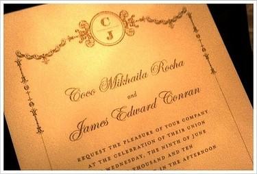 La boda de Coco Rocha. Primera imagen del precioso vestido de Zac Posen