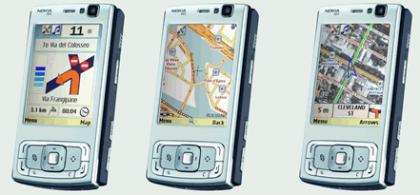 amAze, más información sobre el navegador GPS gratis en tu móvil