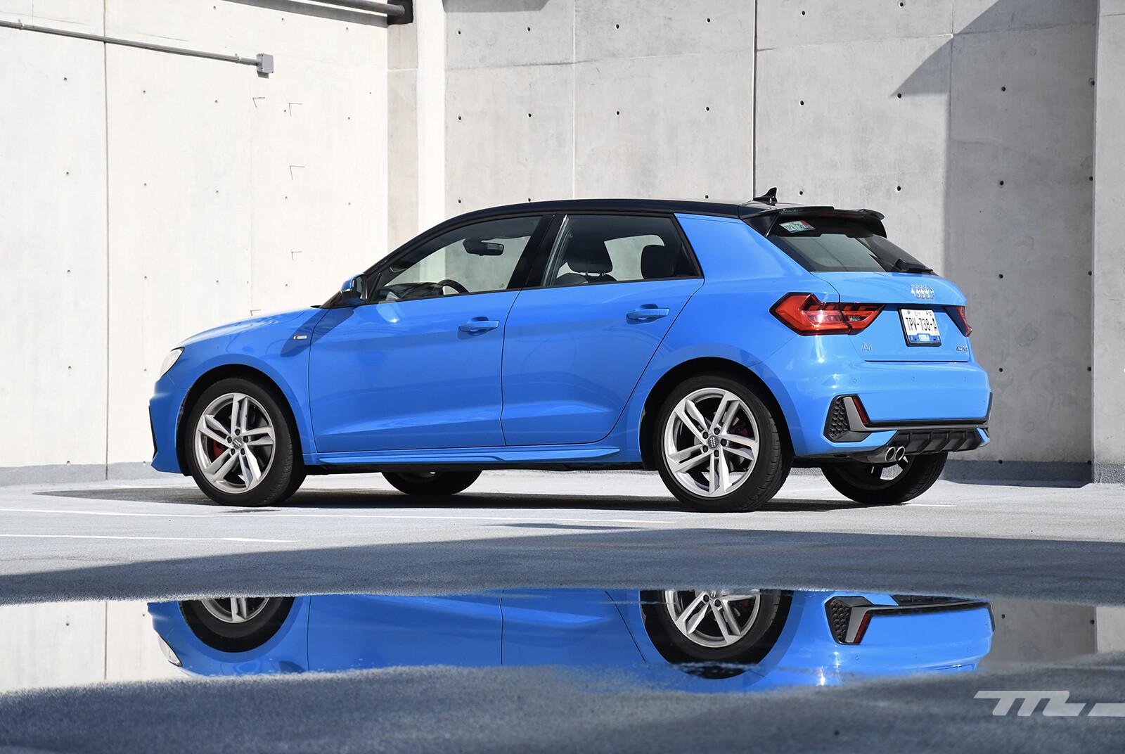 Foto de Audi A1 S-Line (prueba) (8/30)